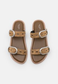 rag & bone - ANSLEY - Pantofle - golden brown - 4