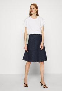 JUST FEMALE - WINNIE SKIRT - A-line skirt - dark denim - 1