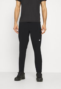 The North Face - DOOR TO TRAIL JOGGER  - Tygbyxor - black - 0