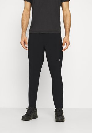 DOOR TO TRAIL JOGGER  - Trousers - black