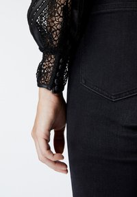 The Kooples - Long sleeved top - black - 5