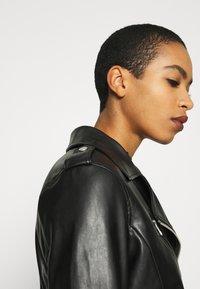 Calvin Klein Jeans - JACKET - Bunda zumělé kůže - black - 6