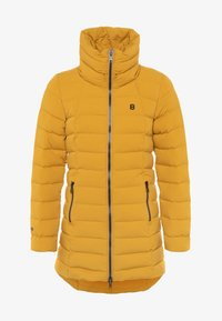 8848 Altitude - COAT - Down coat - mustard - 0