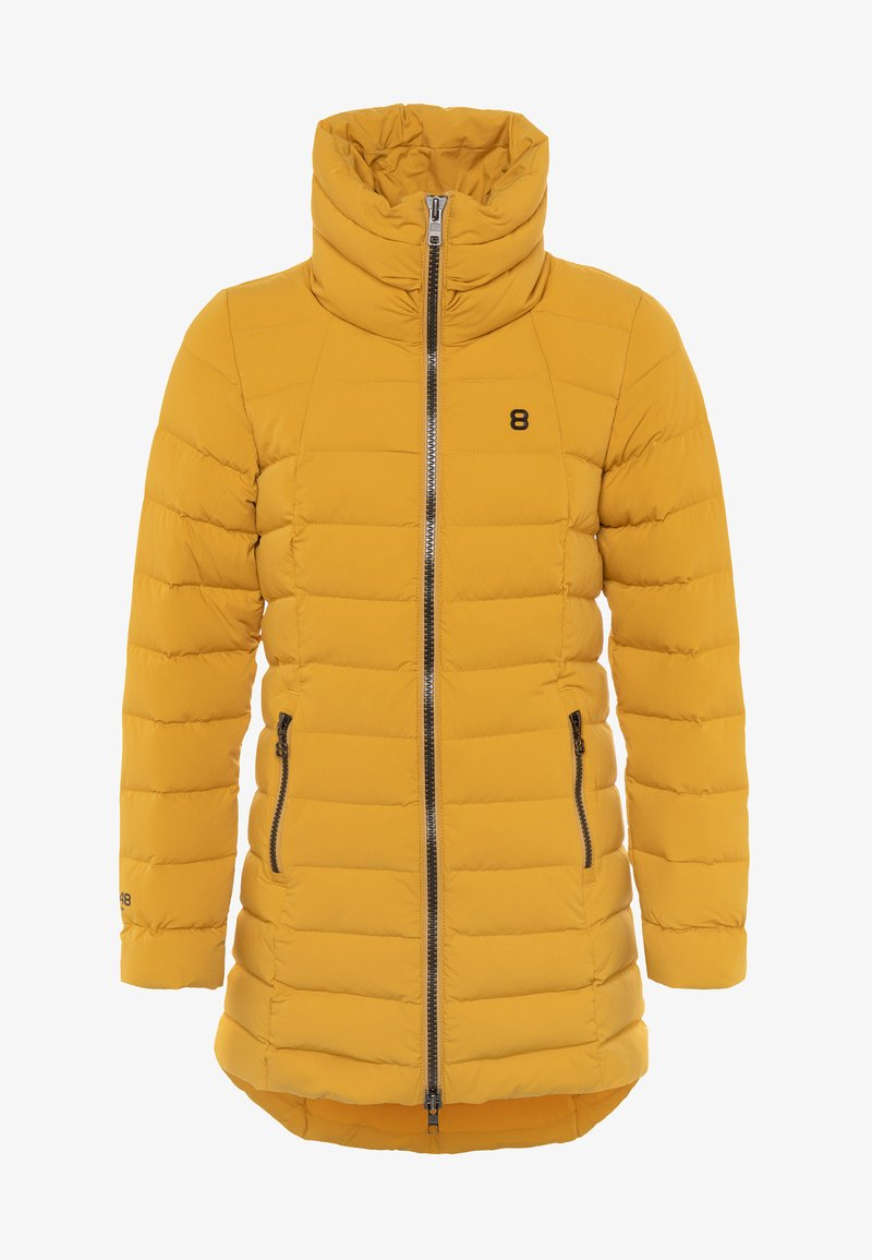 8848 Altitude - COAT - Down coat - mustard
