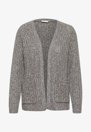 KANANIKA - Cardigan - chambray blue multi melange