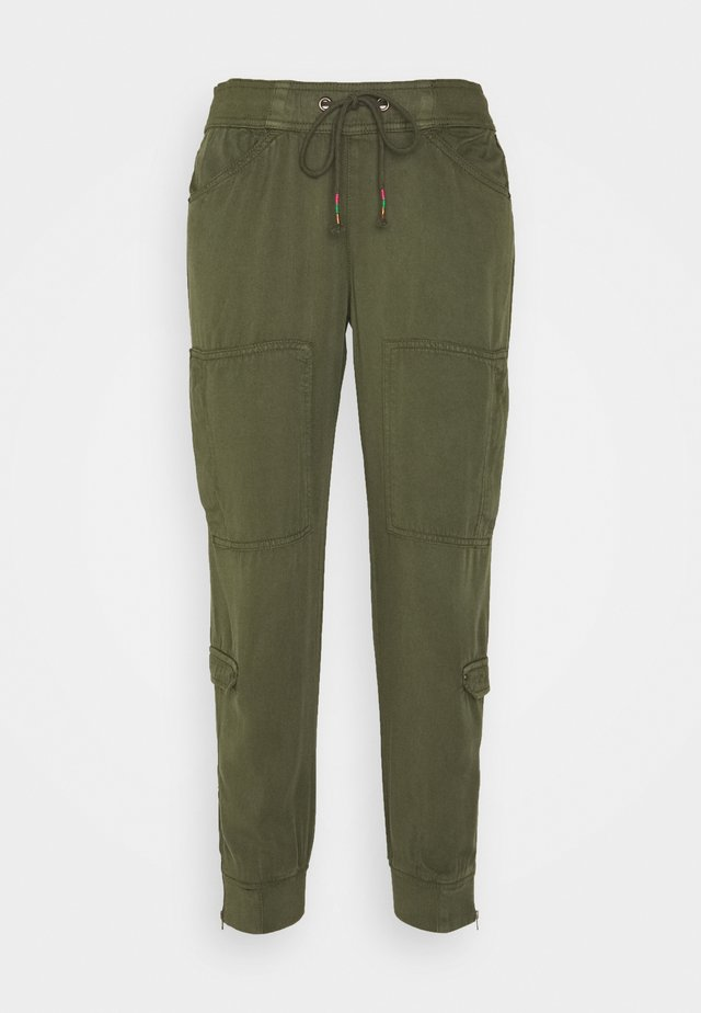 Pantaloni - olive night