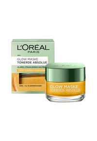 L'Oréal Paris Skin - CLAY ABSOLUTE GLOW MASK 50ML - Face mask - - - 1