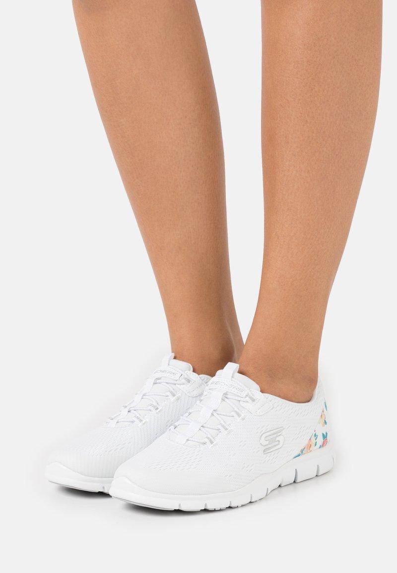Skechers - Trainers - white