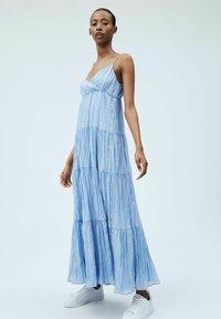 Pepe Jeans - ANAE - Maxi dress - light blue - 1