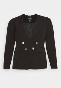CAPSULE by Simply Be - OLIVIA NEW STYLE TROPHY - Blazer - black - 4