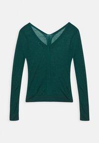 CORSICA - Jumper - scarab green