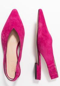 Zign - Bailarinas - pink - 3