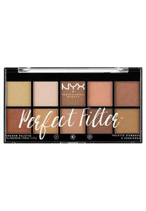 PERFECT FILTER SHADOW PALETTE - Eyeshadow palette - 1 golden hour