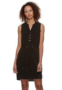 Ragwear - Shirt dress - schwarz - 0