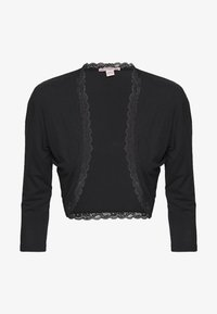 Anna Field Petite - BASIC BOLERO - Kardigan - black - 0