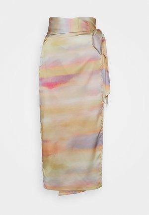 SUNSET JASPRE SKIRT - Wrap skirt - multi