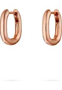 JETTE - Earrings - roségold - 1