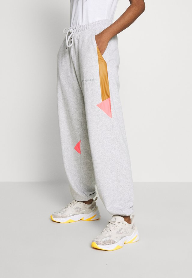 MIXEDRACE  - Pantaloni sportivi - grey