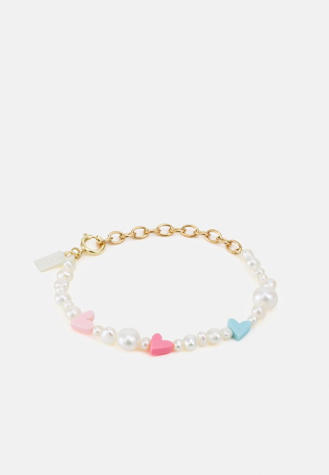 EXCLUSIVE LOVE DUDE BRACELET - Pulsera - multi-coloured