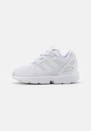 ZX FLUX UNISEX - Sneakers laag - footwear white