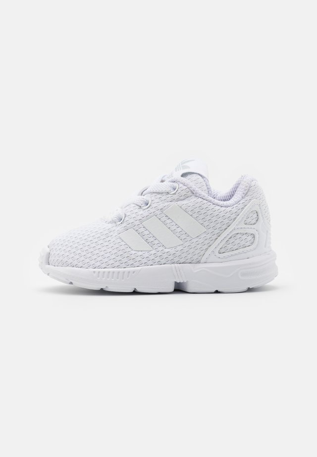 ZX FLUX UNISEX - Sneakers - footwear white
