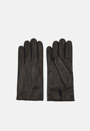 GUANTO CON BAGUETTE GLOVES UNISEX - Gloves - black
