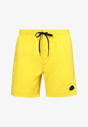 Swimming shorts - yellow/navy