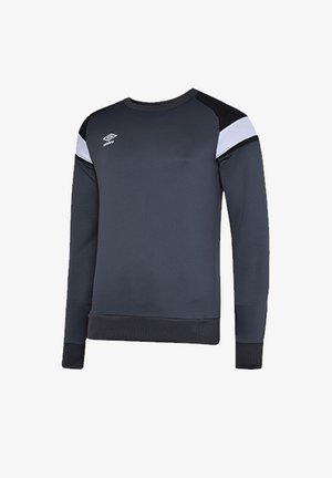 Sports shirt - grauschwarzweiss