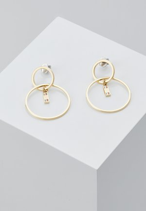 DRESSEDUP - Earrings - gold-coloured