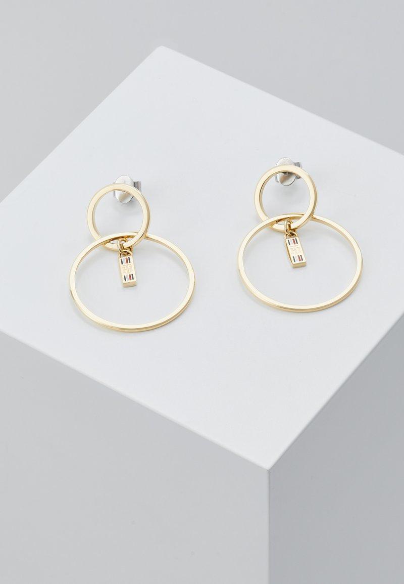 Tommy Hilfiger - DRESSEDUP - Earrings - gold-coloured