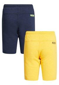 WE Fashion - 2 PACK - Shorts - yellow - 5