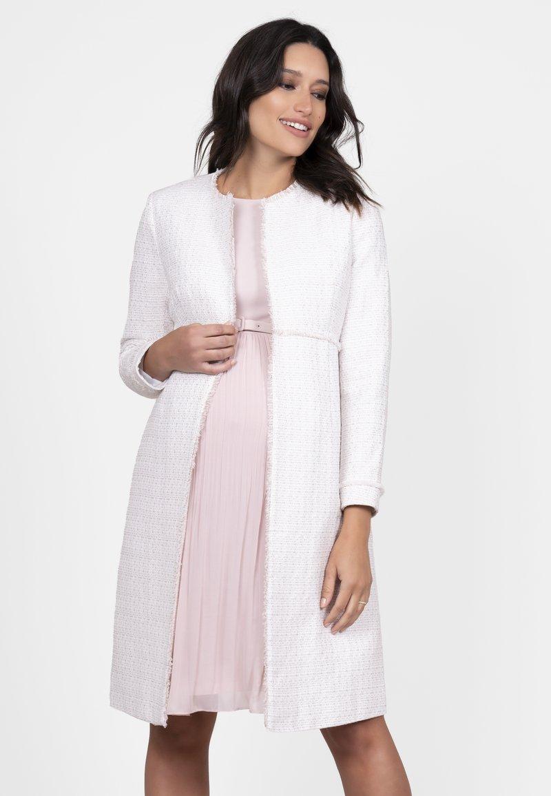 Seraphine - Short coat - blush