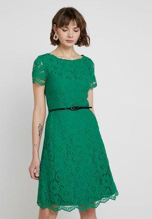 Cocktail dress / Party dress - sailing green
