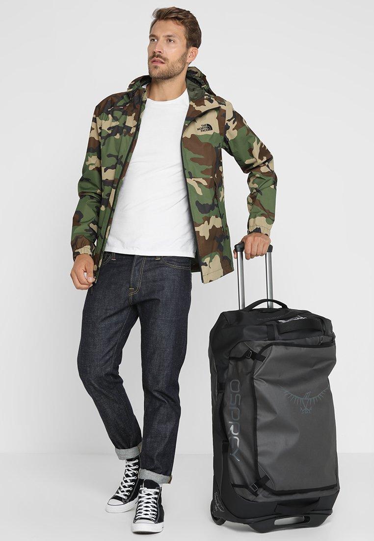 Osprey - ROLLING TRANSPORTER - Wheeled suitcase - black