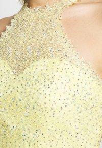 Mascara - SET - Maxi sukně - lemon - 5