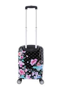 ELLE - FLOWER - Wheeled suitcase - schwarz - 1