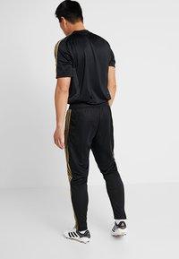 adidas Performance - REAL MADRID CLUB CLIMACOOL FOOTBALL PANTS - Tracksuit bottoms - black - 2