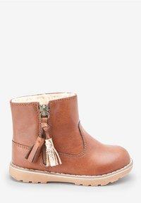 Next - TAN TASSEL  - Baby shoes - brown - 5