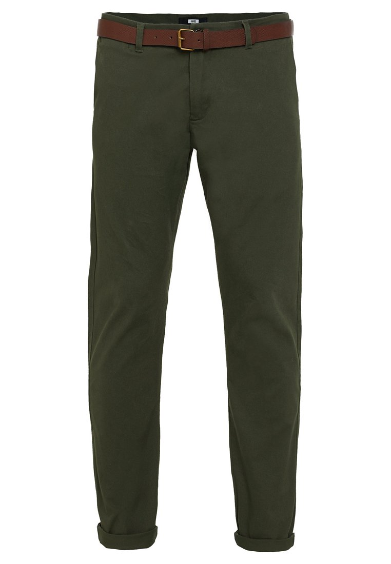 We Fashion Effen - Chino Dark Grey