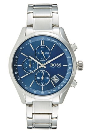 Chronograph watch - blau