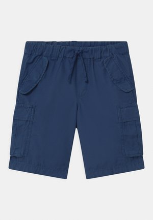 Cargo trousers - federal blue
