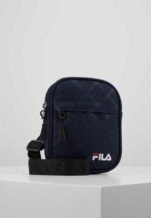 NEW PUSHER BAG BERLIN - Across body bag - black iris