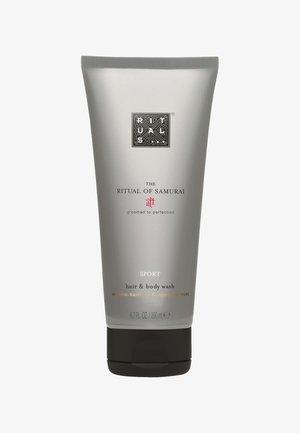 THE RITUAL OF SAMURAI HAIR & BODY WASH 2-IN-1-DUSCHGEL - Shower gel - -