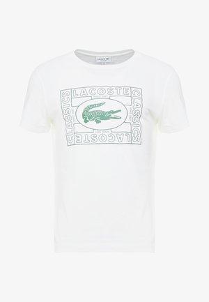 TH5097-00 - T-shirt z nadrukiem - farine