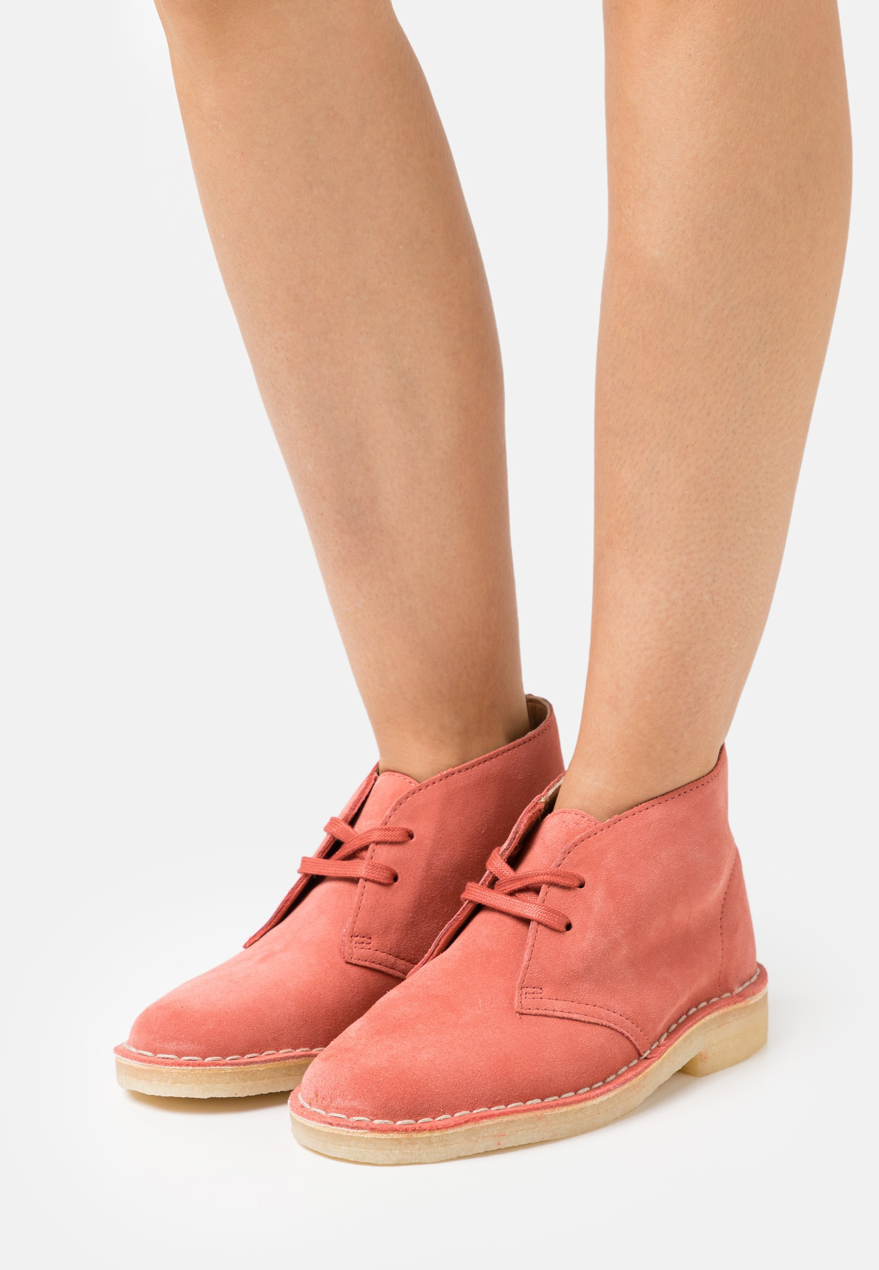 Women DESERT BOOT - Lace-up ankle boots