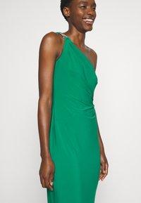 Lauren Ralph Lauren - CLASSIC LONG GOWN - Vestido ligero - malachite - 5
