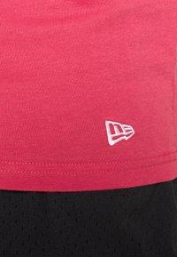 New Era - MLB SEASONAL TEAM LOGO TANK LOS ANGELES DODGERS - Club wear - light pink - 5