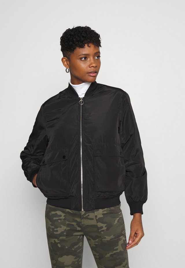 VMPAUPHOEBE JACKET - Bomberjacks - black