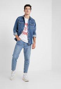 Zadig & Voltaire - T-shirt con stampa - judo - 1