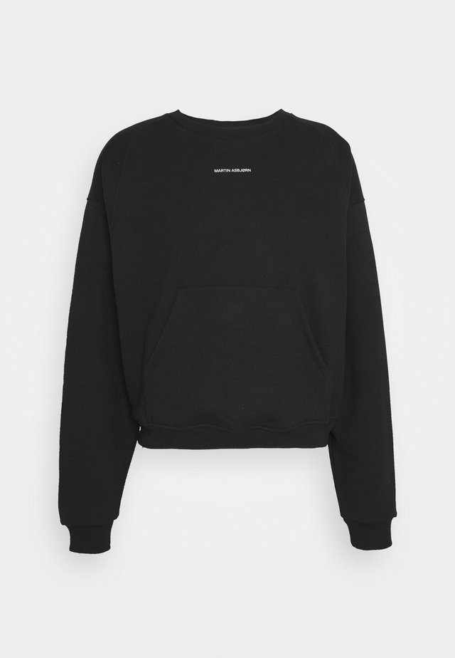 CAMERON CREWNECK - Sweater - black